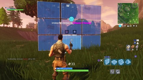 how to make a door in fortnite-1