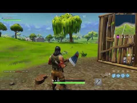 how to make a door in fortnite-3