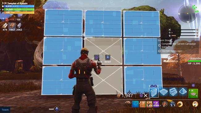 how to make a door in fortnite-5