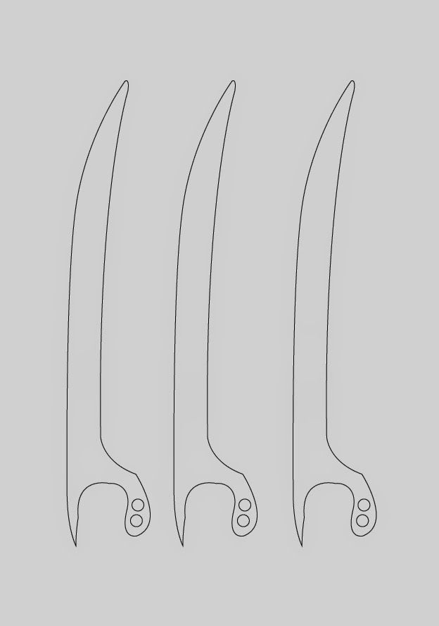 how to make wolverine claws-1