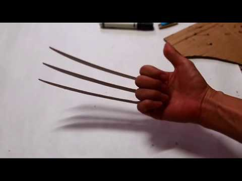 how to make wolverine claws-2
