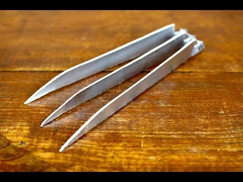 how to make wolverine claws-5