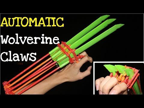 how to make wolverine claws-6