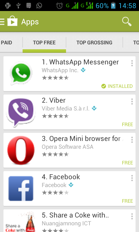 play store app for android-7