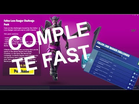 when do daily challenges reset fortnite-2