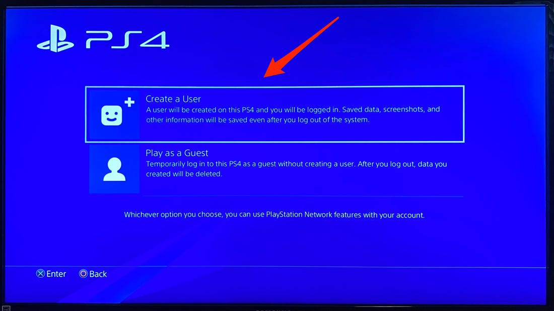 how to log into playstation network-5