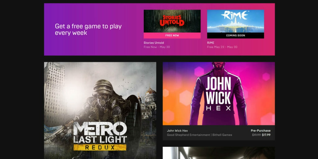 uninstall epic games launcher-8