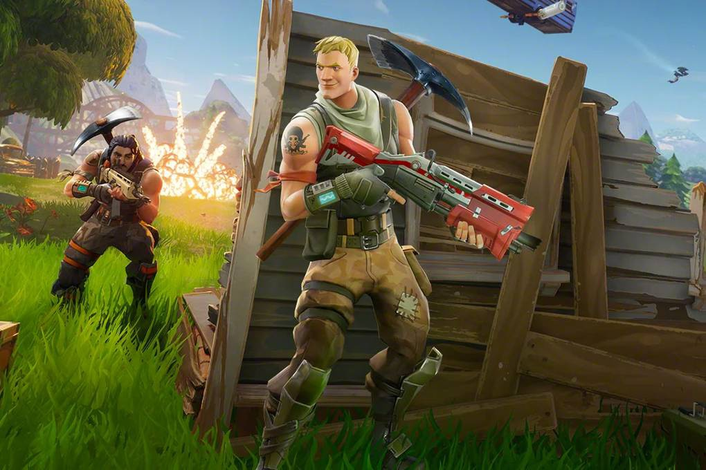 what engine does fortnite run on-2