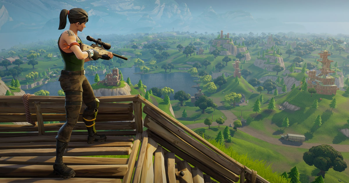 what engine does fortnite run on-3
