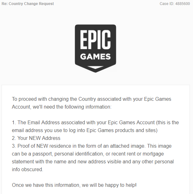 epic games personal info-0
