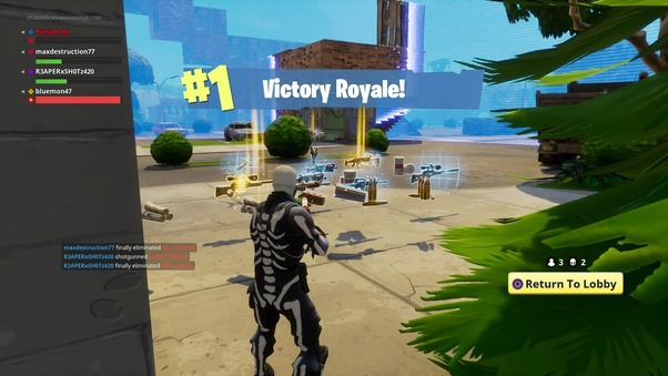 how to get a victory royale-0