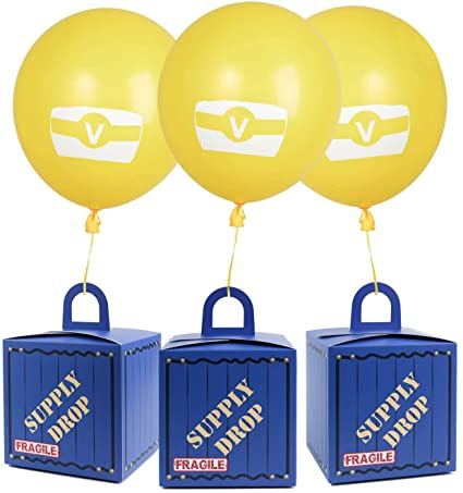 how much health did a supply drop balloon originally have?-3