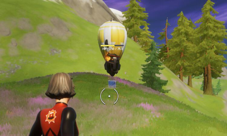 how much health did a supply drop balloon originally have?-4