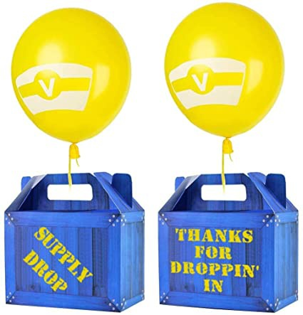 how much health did a supply drop balloon originally have?-5