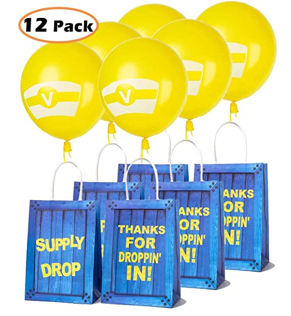 how much health did a supply drop balloon originally have?-6