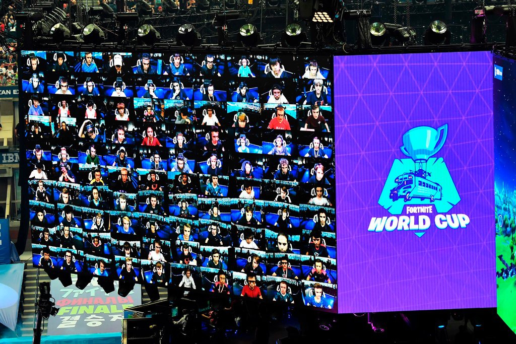 when is the fortnite world cup-7