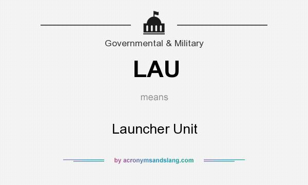 what does in the launcher mean-9
