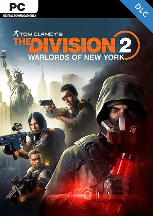 buy the division 2 pc-8