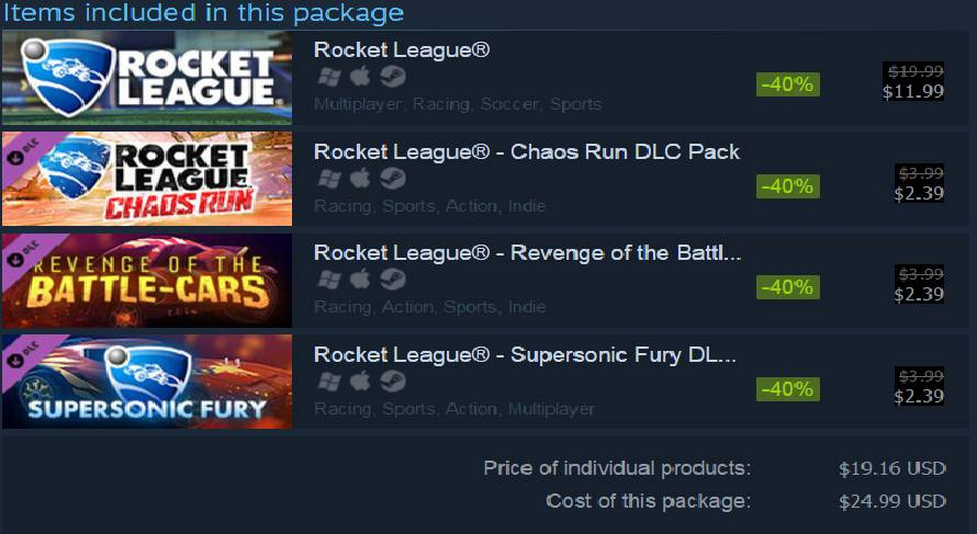 how much does rocket league cost-2