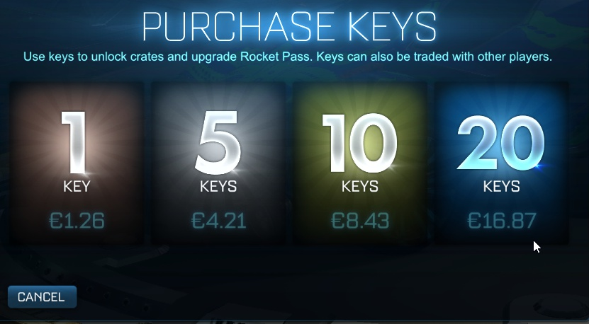 how much does rocket league cost-8