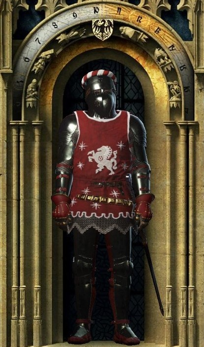 kingdom come deliverance warhorse armor-0