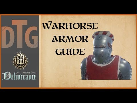 kingdom come deliverance warhorse armor-2