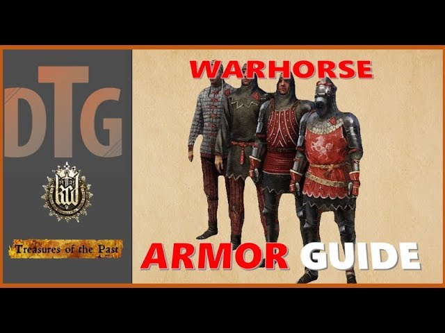 kingdom come deliverance warhorse armor-3