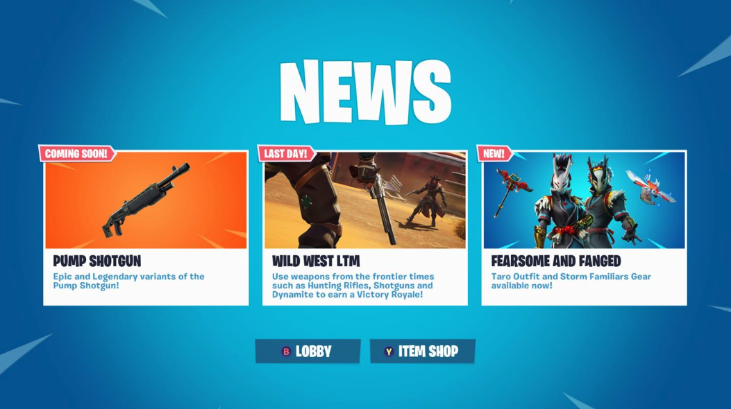 when is the new fortnite update-9