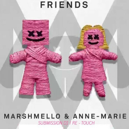 marshmello and anne marie friends-3