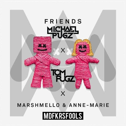 marshmello and anne marie friends-8