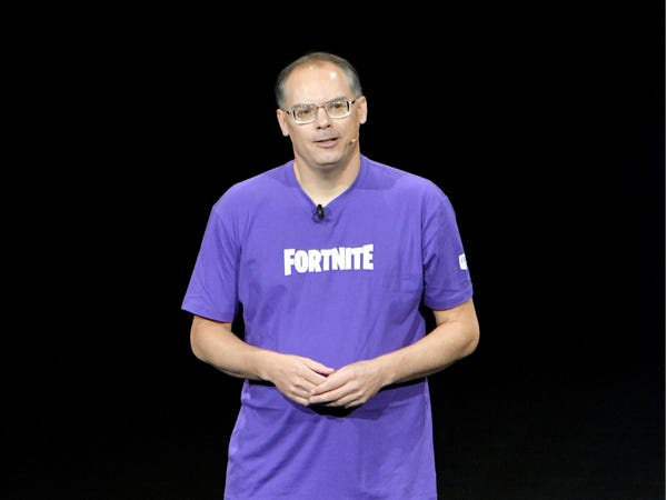 who is the creator of fortnite-0