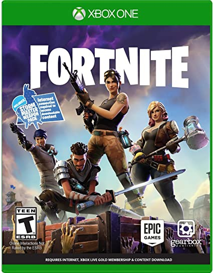 fortnite for xbox one-0