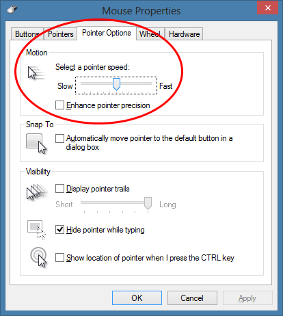 raw mouse input on or off-3