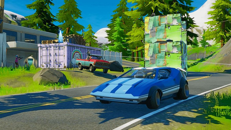 where are cars in fortnite-0