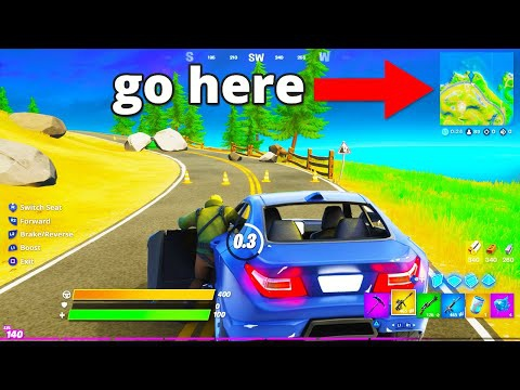 where are cars in fortnite-2
