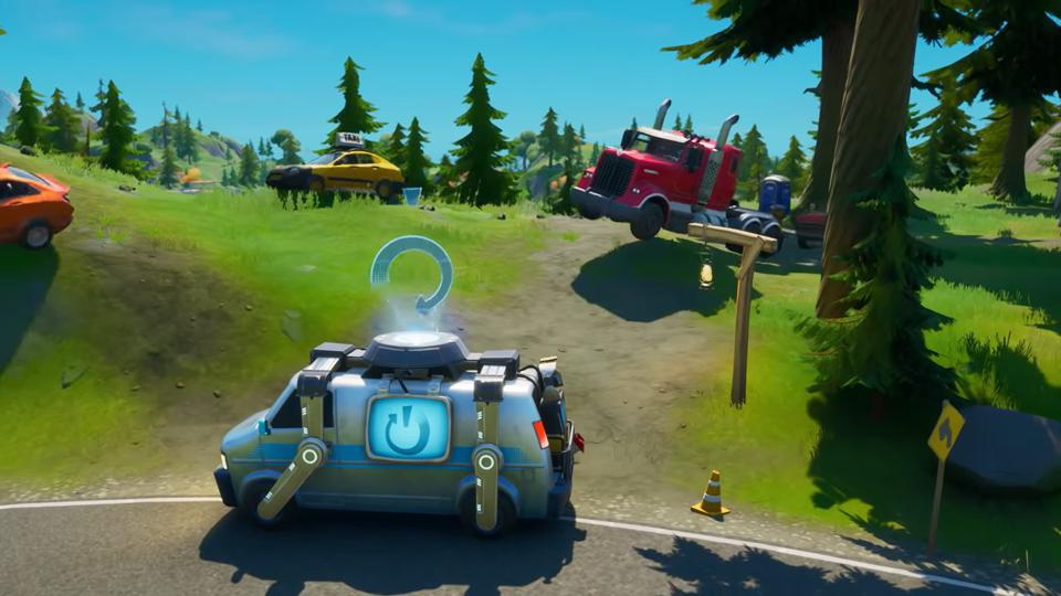 where are cars in fortnite-3