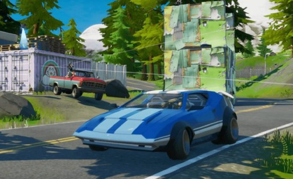 when are cars coming to fortnite-2
