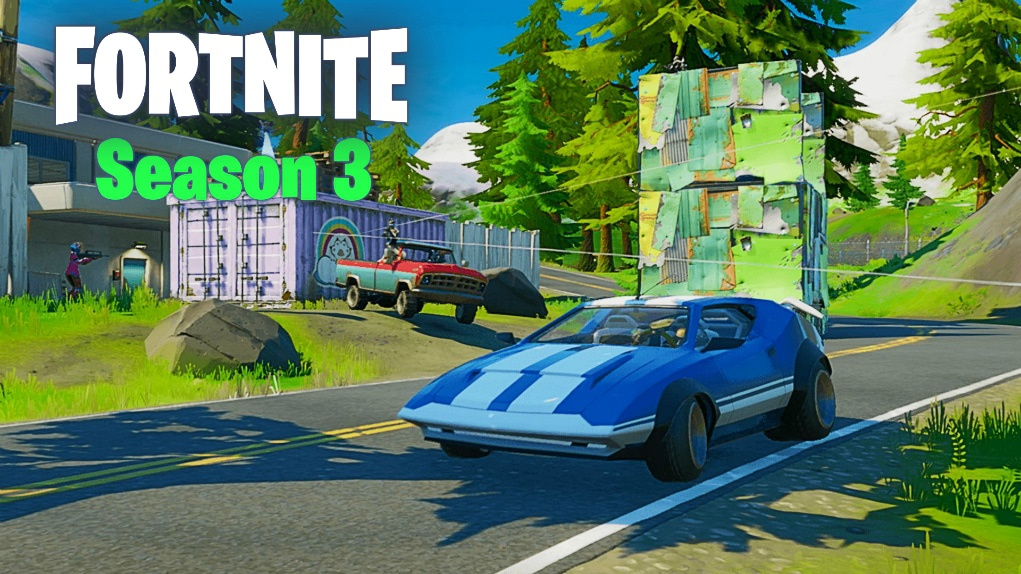 when are cars coming to fortnite-3