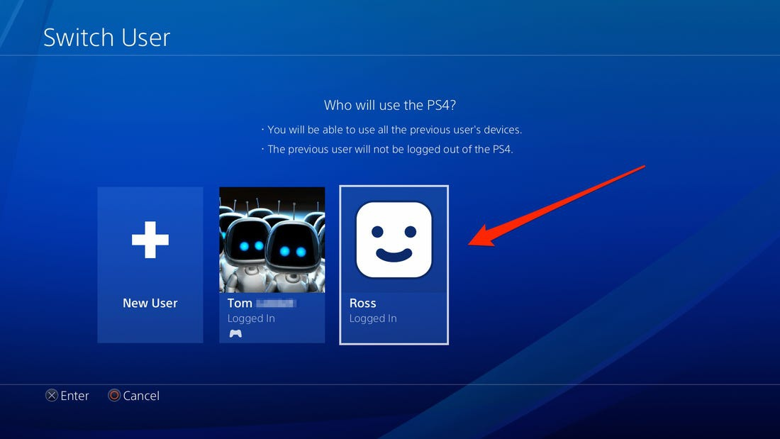 how to make a new account on ps4-3
