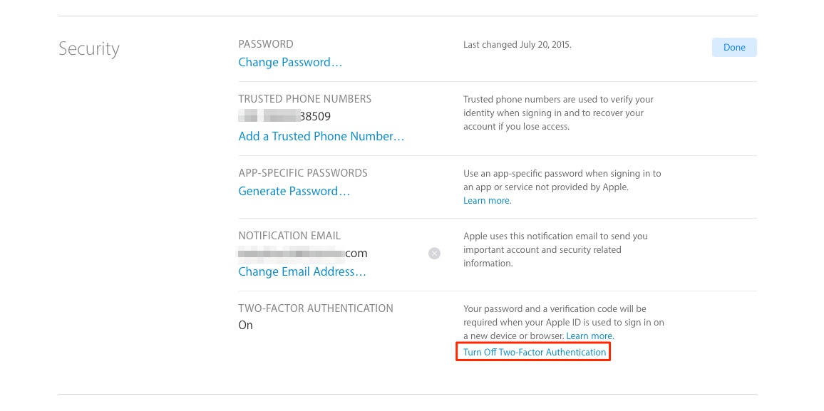 how to turn two factor authentication off-0