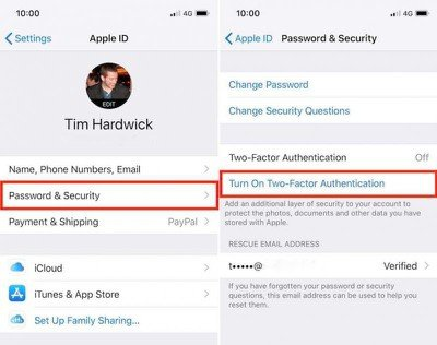 how to turn two factor authentication off-4