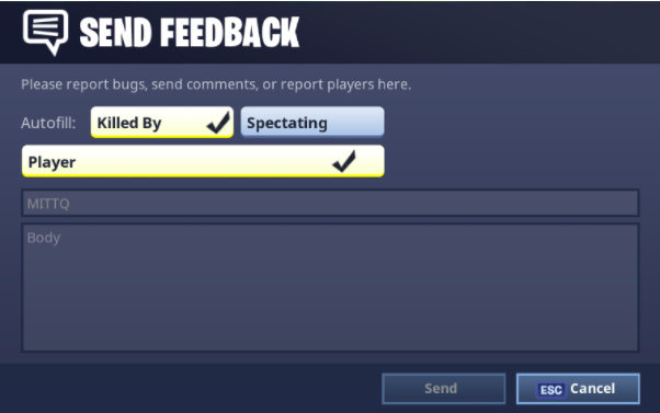 epic games report player-0