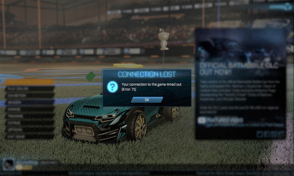 can't connect to rocket league servers pc-5