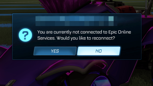 can't connect to rocket league servers pc-7