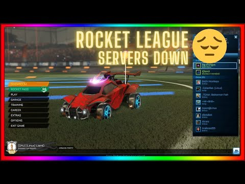 can't connect to rocket league servers pc-8