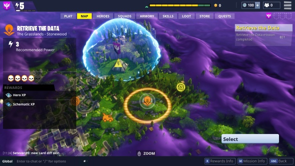 how many main classes of heroes are in fortnite save the world-4
