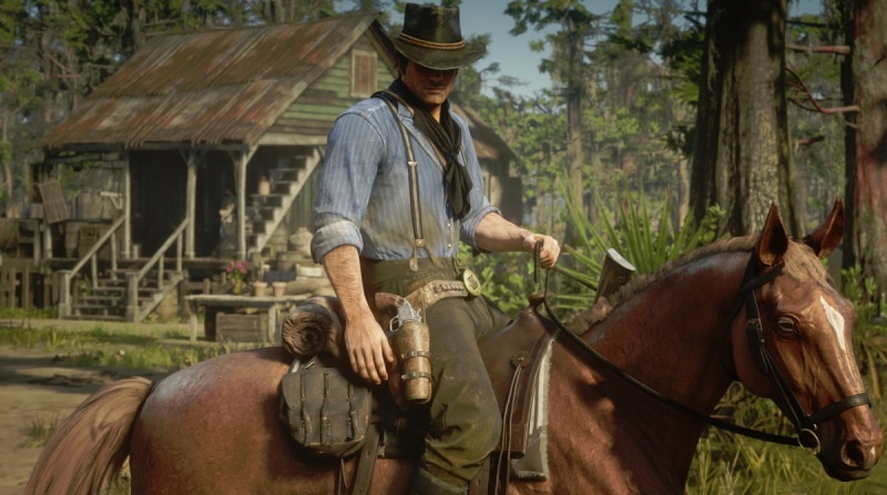 how long did it take to make red dead redemption 2-0