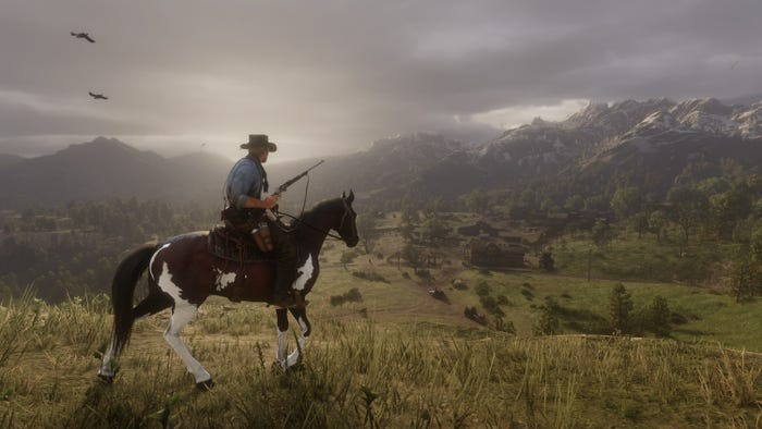 how long did it take to make red dead redemption 2-1