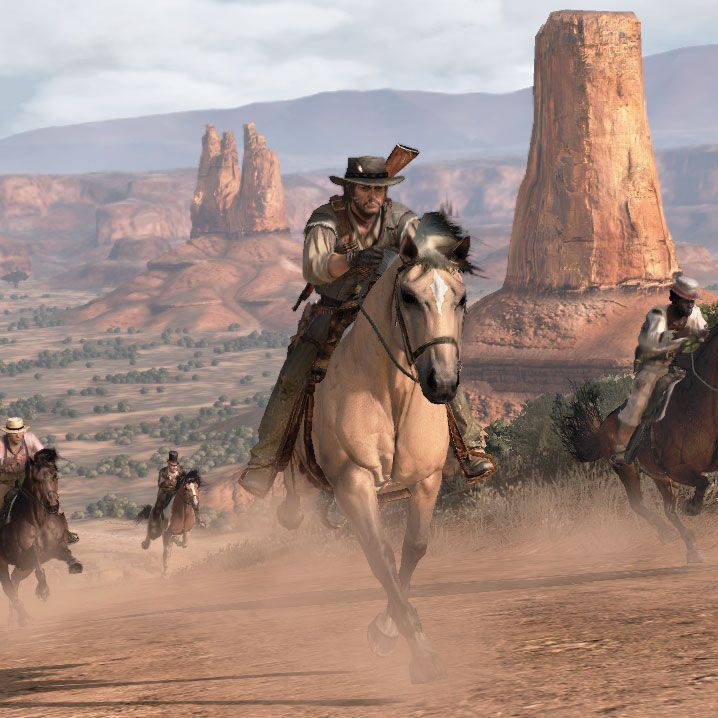 how long did it take to make red dead redemption 2-3
