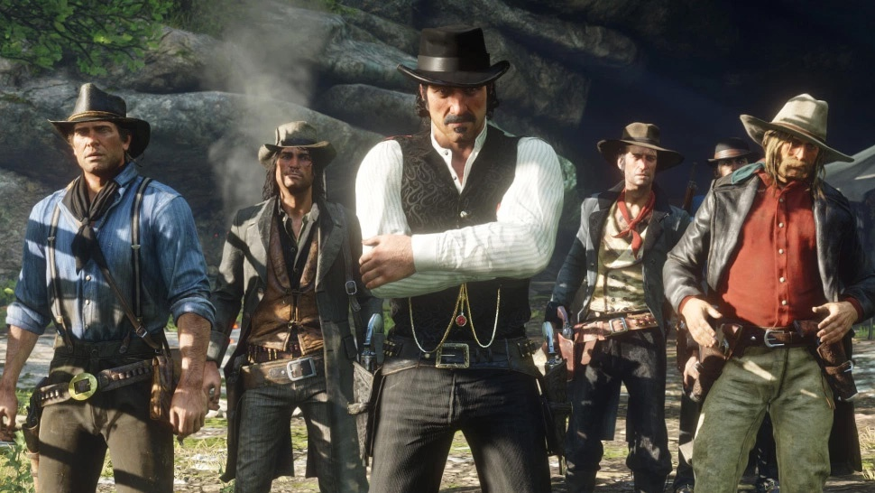 how long did it take to make red dead redemption 2-4